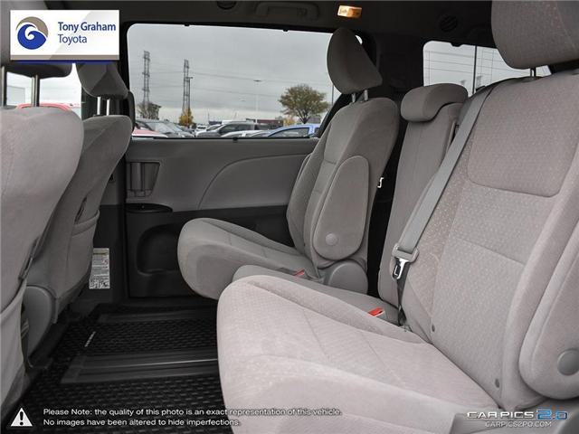 2018 Toyota Sienna LE 8-Passenger (Stk: U9044) in Ottawa - Image 23 of 26