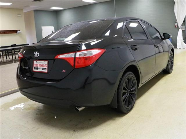 2015 Toyota Corolla S (Stk: 186277) in Kitchener - Image 3 of 27