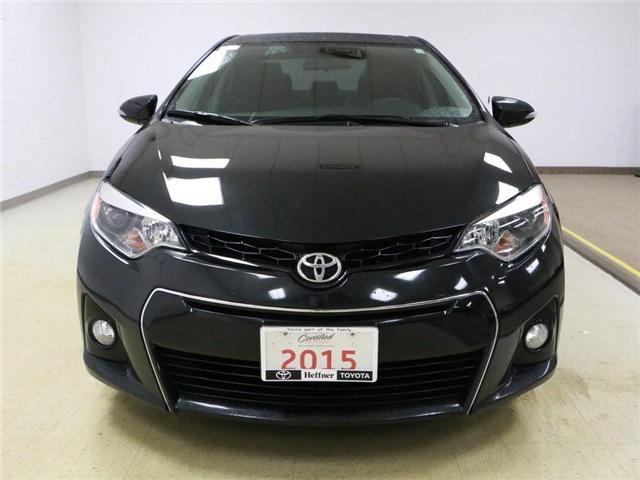 2015 Toyota Corolla S (Stk: 186277) in Kitchener - Image 19 of 27