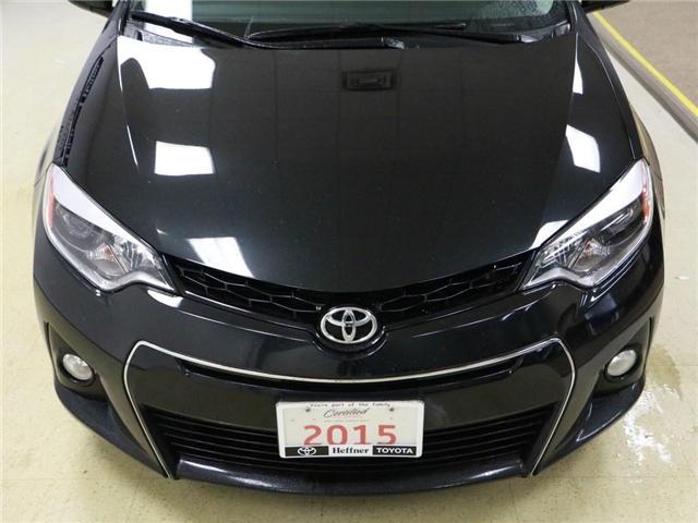 2015 Toyota Corolla S (Stk: 186277) in Kitchener - Image 23 of 27