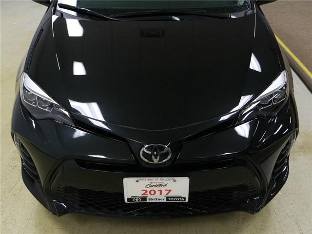 2017 Toyota Corolla SE (Stk: 186289) in Kitchener - Image 23 of 27