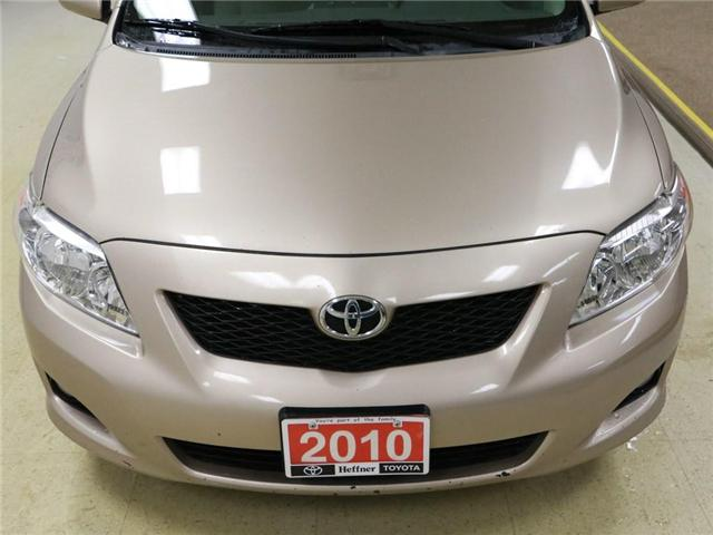 2010 Toyota Corolla LE (Stk: 186239) in Kitchener - Image 21 of 25