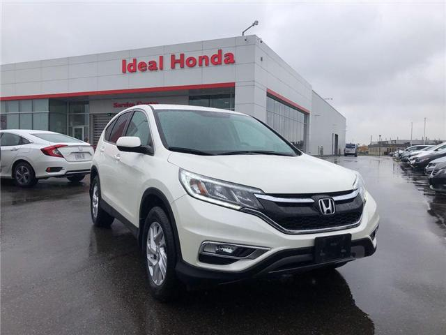 2016 Honda CR-V SE (Stk: I181660A) in Mississauga - Image 1 of 19