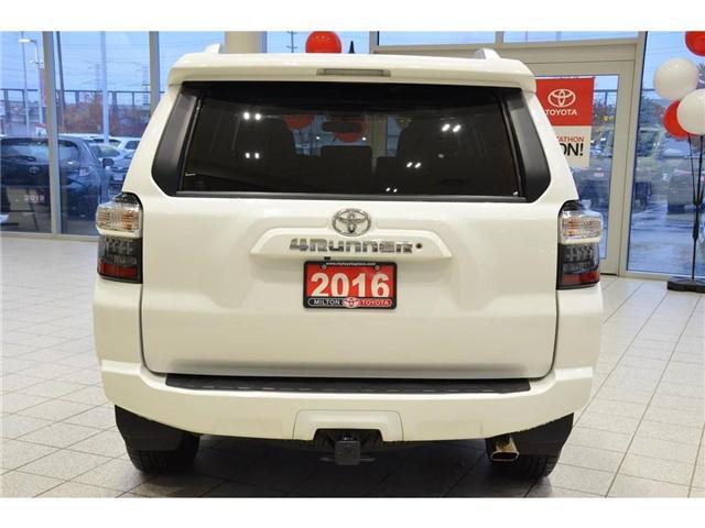 2016 Toyota 4Runner SR5 (Stk: 354634) in Milton - Image 31 of 35