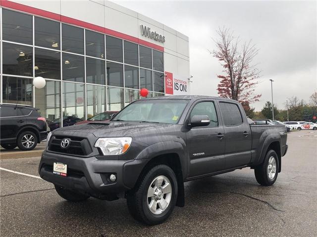 2015 Toyota Tacoma V6 (Stk: U2088) in Vaughan - Image 1 of 19