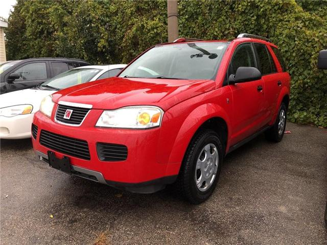 2006 Saturn VUE 4 CYL (Stk: 19-7501A) in Hamilton - Image 1 of 14
