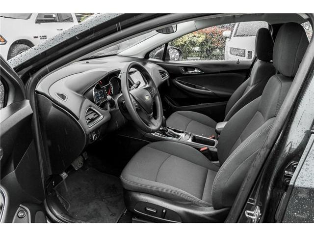 2017 Chevrolet Cruze LT Auto (Stk: 7789PR) in Mississauga - Image 9 of 21