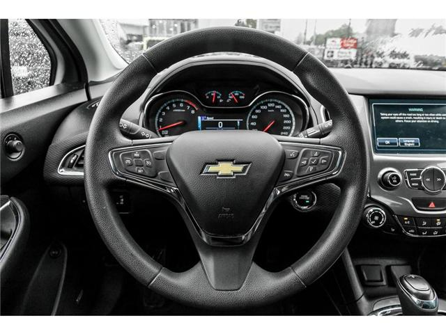 2017 Chevrolet Cruze LT Auto (Stk: 7789PR) in Mississauga - Image 10 of 21