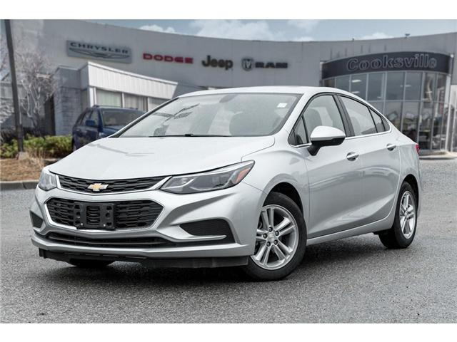2017 Chevrolet Cruze LT Auto (Stk: 7777PR) in Mississauga - Image 1 of 21