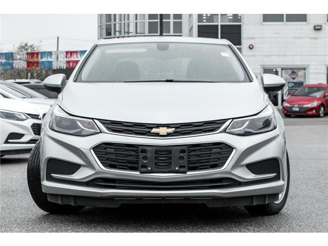 2017 Chevrolet Cruze LT Auto (Stk: 7777PR) in Mississauga - Image 2 of 21