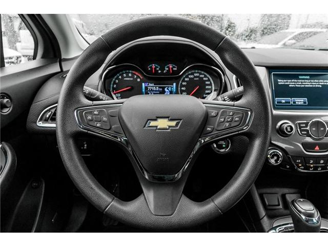 2017 Chevrolet Cruze LT Auto (Stk: 7777PR) in Mississauga - Image 10 of 21