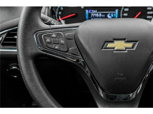 2017 Chevrolet Cruze LT Auto (Stk: 7777PR) in Mississauga - Image 12 of 21