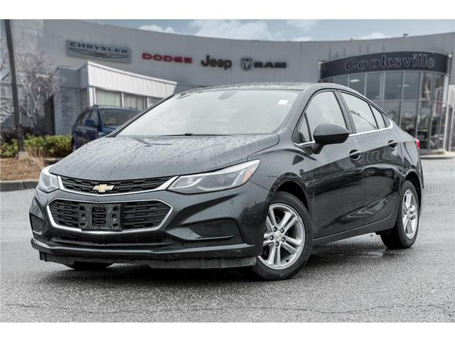 2017 Chevrolet Cruze LT Auto (Stk: 7781PR) in Mississauga - Image 1 of 21