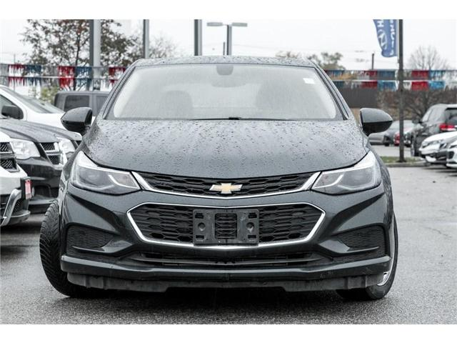 2017 Chevrolet Cruze LT Auto (Stk: 7781PR) in Mississauga - Image 2 of 21