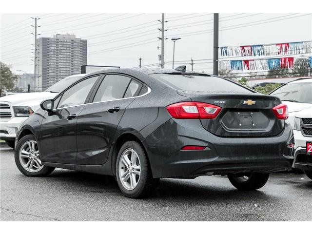 2017 Chevrolet Cruze LT Auto (Stk: 7781PR) in Mississauga - Image 4 of 21