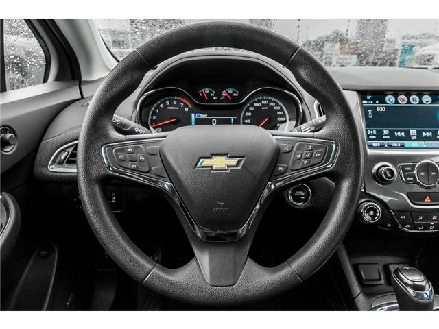 2017 Chevrolet Cruze LT Auto (Stk: 7781PR) in Mississauga - Image 10 of 21