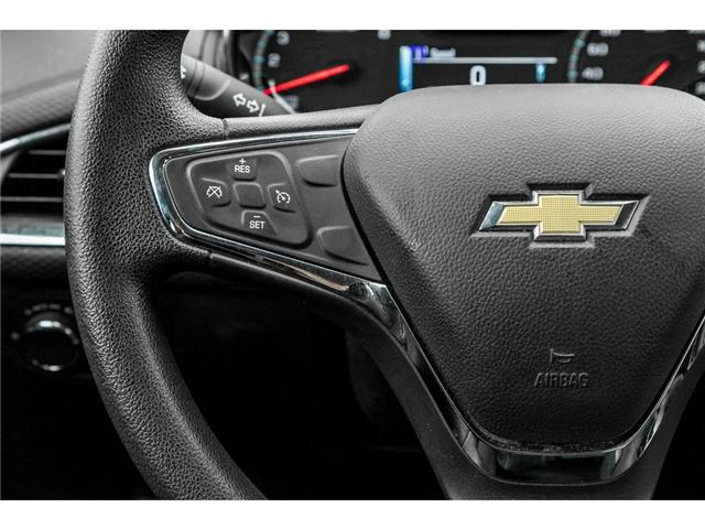 2017 Chevrolet Cruze LT Auto (Stk: 7781PR) in Mississauga - Image 12 of 21