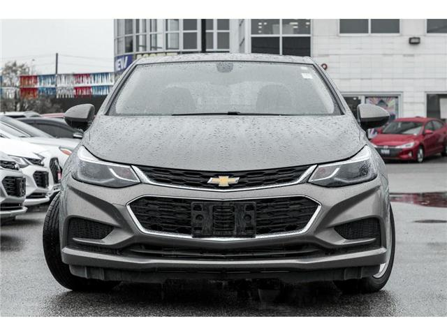 2017 Chevrolet Cruze LT Auto (Stk: 7778PR) in Mississauga - Image 2 of 21