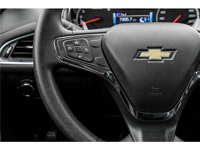 2017 Chevrolet Cruze LT Auto (Stk: 7778PR) in Mississauga - Image 12 of 21