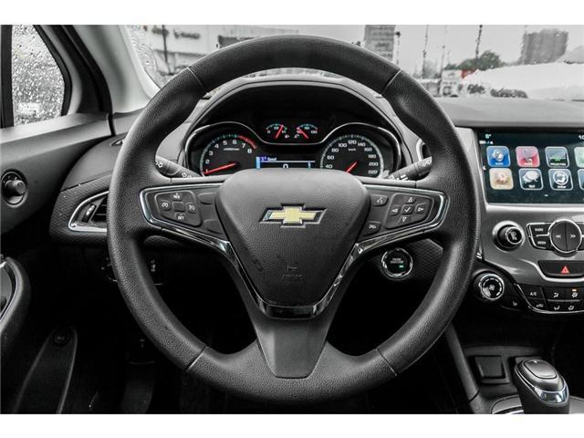 2017 Chevrolet Cruze LT Auto (Stk: 7779PR) in Mississauga - Image 10 of 21