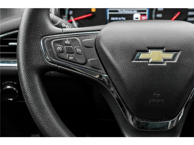 2017 Chevrolet Cruze LT Auto (Stk: 7773PR) in Mississauga - Image 12 of 21