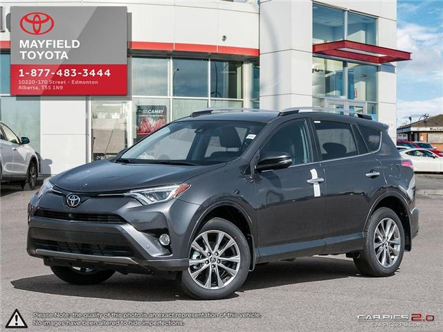 2017 Toyota RAV4 Limited (Stk: 1701158) in Edmonton - Image 1 of 20