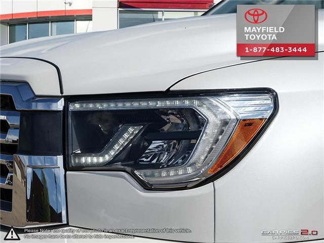 2018 Toyota Sequoia Platinum 5.7L V8 (Stk: 180235) in Edmonton - Image 9 of 20