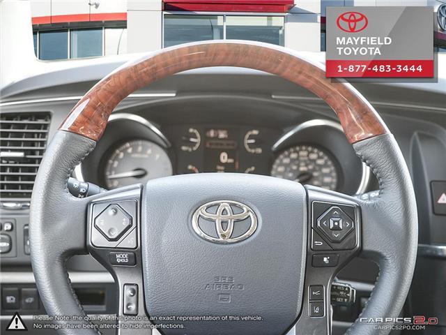 2018 Toyota Sequoia Platinum 5.7L V8 (Stk: 180235) in Edmonton - Image 13 of 20