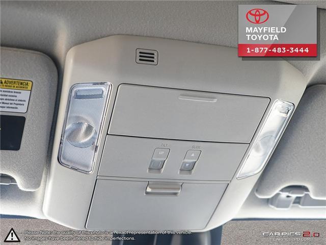 2018 Toyota Sequoia Platinum 5.7L V8 (Stk: 180235) in Edmonton - Image 18 of 20