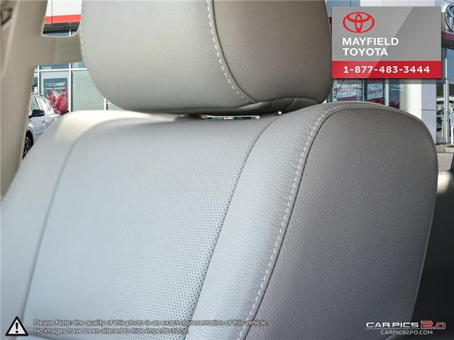 2018 Toyota Sequoia Platinum 5.7L V8 (Stk: 180235) in Edmonton - Image 19 of 20