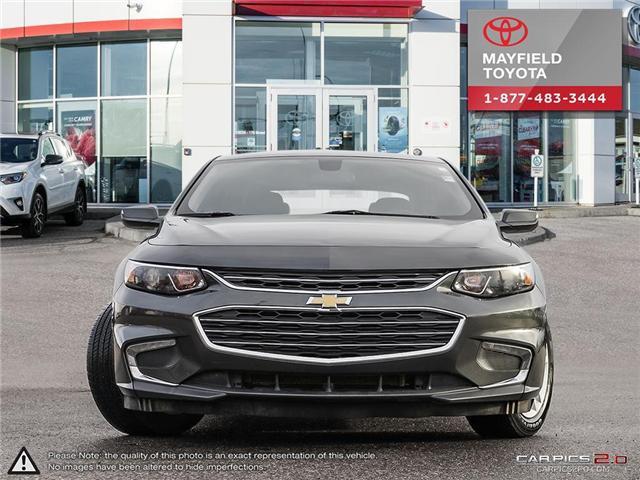 2018 Chevrolet Malibu LT (Stk: 184242) in Edmonton - Image 2 of 20