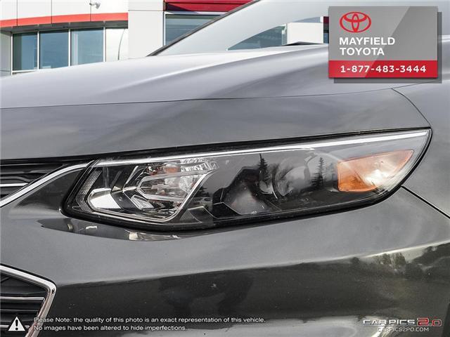 2018 Chevrolet Malibu LT (Stk: 184242) in Edmonton - Image 9 of 20