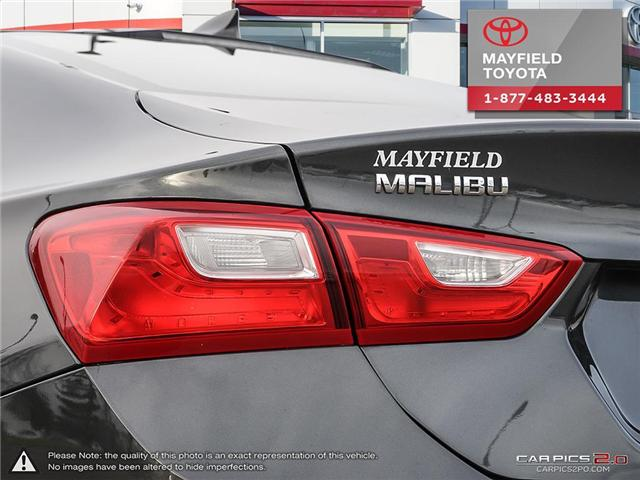 2018 Chevrolet Malibu LT (Stk: 184242) in Edmonton - Image 11 of 20