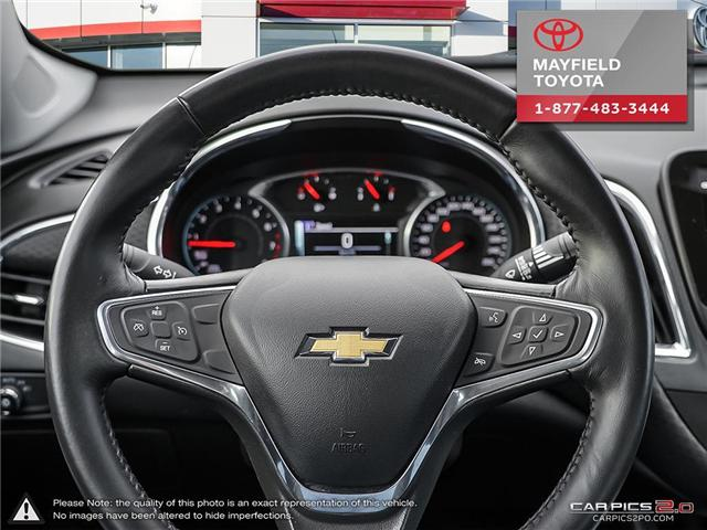 2018 Chevrolet Malibu LT (Stk: 184242) in Edmonton - Image 13 of 20