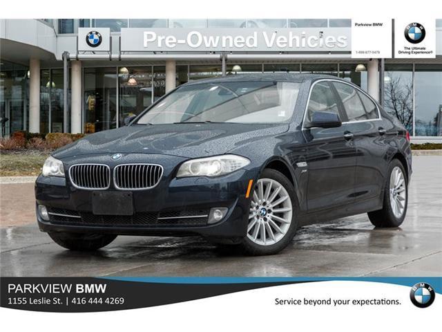 2012 BMW 535i xDrive (Stk: 6879AA) in Toronto - Image 1 of 21