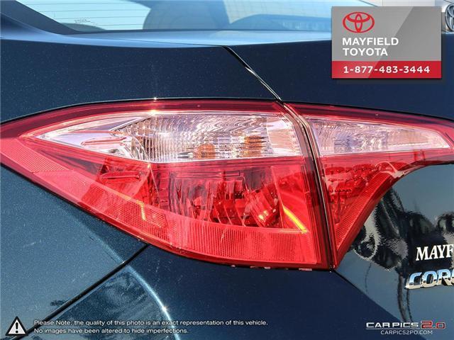 2019 Toyota Corolla LE (Stk: 190121A) in Edmonton - Image 11 of 22