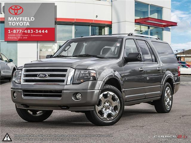 Ford Expedition Max Limited Stk A In Edmonton Image  Of