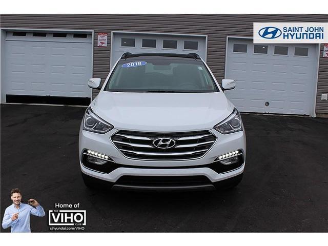 2018 Hyundai Santa Fe Sport 2.4 Luxury (Stk: U1927) in Saint John - Image 2 of 29