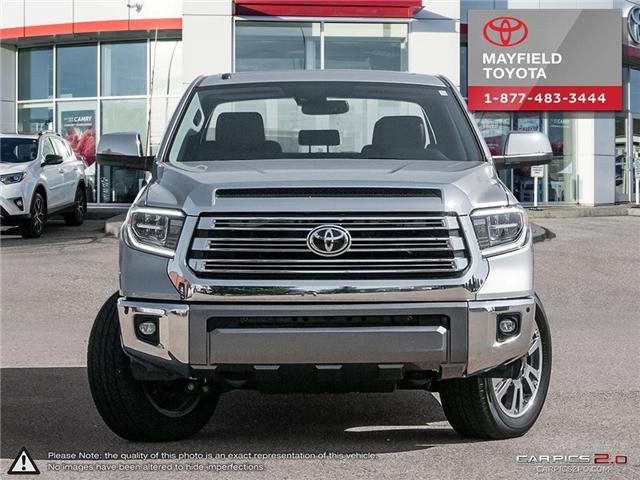 2018 Toyota Tundra Platinum 5.7L V8 (Stk: 180071) in Edmonton - Image 2 of 20