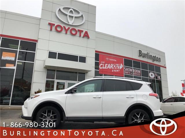 2016 Toyota RAV4  (Stk: U10455) in Burlington - Image 1 of 18