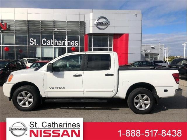 2014 Nissan Titan SV (Stk: TI18005A) in St. Catharines - Image 1 of 21