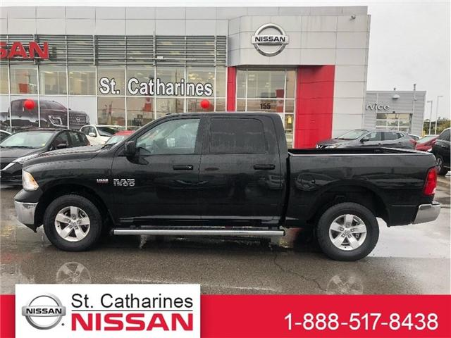 2017 RAM 1500 ST (Stk: SSP-131) in St. Catharines - Image 1 of 16