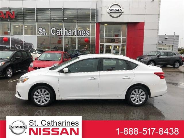 2017 Nissan Sentra 1.8 SV (Stk: SSP-155) in St. Catharines - Image 1 of 20