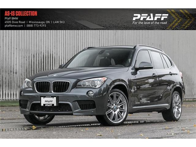 2013 BMW X1 xDrive35i (Stk: PL21285A) in Mississauga - Image 1 of 21