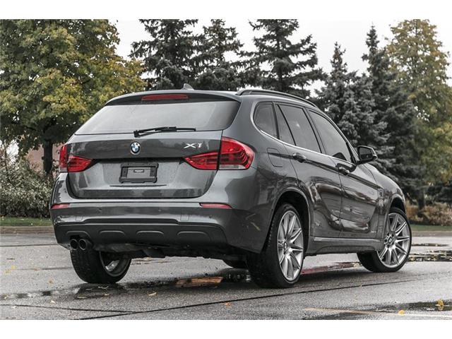 2013 BMW X1 xDrive35i (Stk: PL21285A) in Mississauga - Image 2 of 21