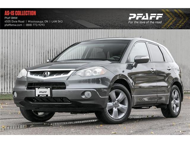 2009 Acura RDX Base (Stk: U5101A) in Mississauga - Image 1 of 21
