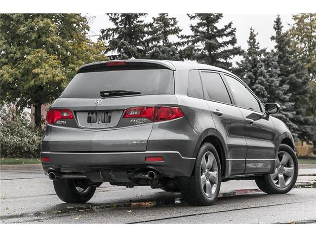 2009 Acura RDX Base (Stk: U5101A) in Mississauga - Image 2 of 21