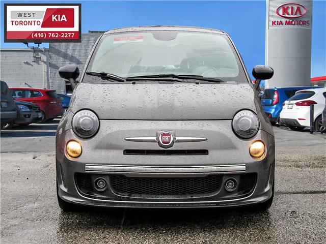 2013 Fiat 500 Sport Turbo (Stk: P413) in Toronto - Image 2 of 12