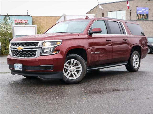 2018 Chevrolet Suburban LT (Stk: 58014-2) in Ottawa - Image 1 of 28