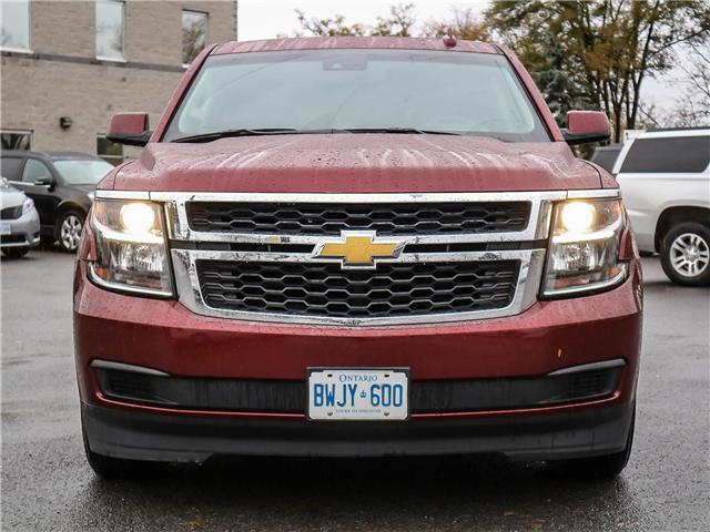 2018 Chevrolet Suburban LT (Stk: 58014-2) in Ottawa - Image 2 of 28